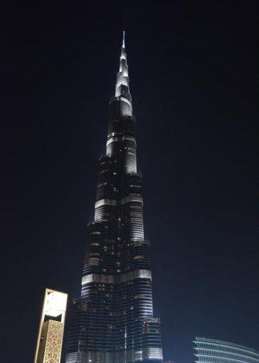 世界1の高層ビルより(ドバイ2日目後半☆✴︎*.~)