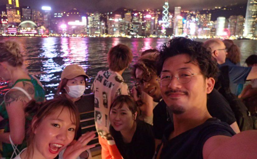 10周年慰安旅行〜in香港〜2日目